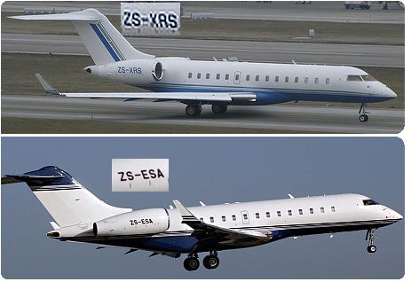 Avions de Kagame Paul